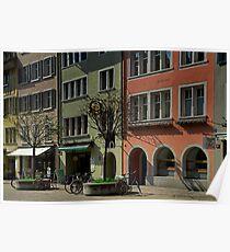 Winterthur Switzerland Poster