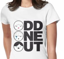 ODD ONE OUT Womens Fitted T-Shirt