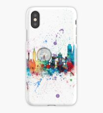 London England Skyline iPhone Case/Skin