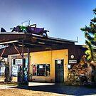 Driving through Arizona, no Gas... by Hugster62