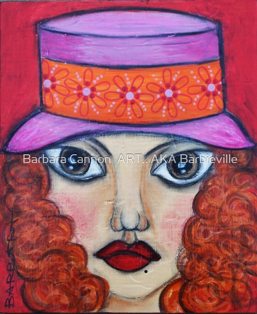 Mia by Barbara Cannon  ART.. AKA Barbieville