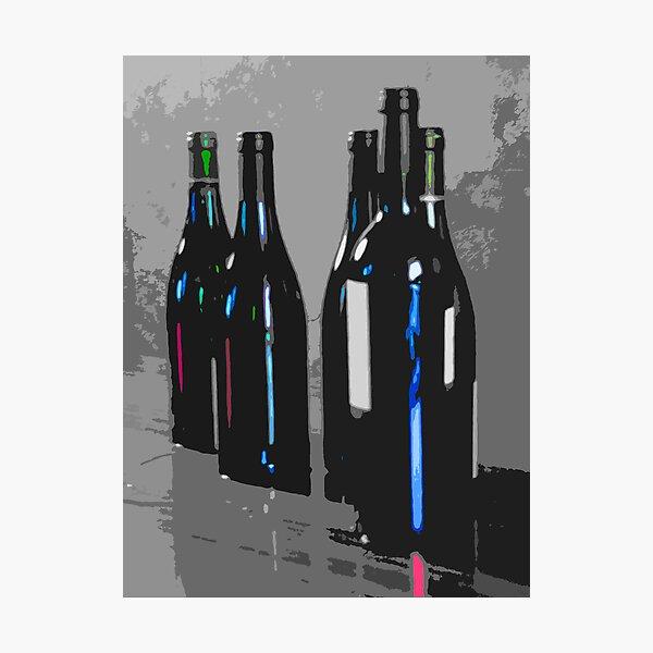 Bottle nec2 Photographic Print