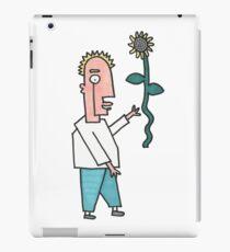 Vinilo o funda para iPad Chico flor