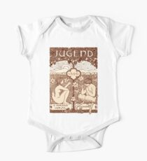 Jugendstil One Piece - Short Sleeve