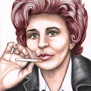Strong women characters of Coronation Street : Elsie Tanner by mags0412