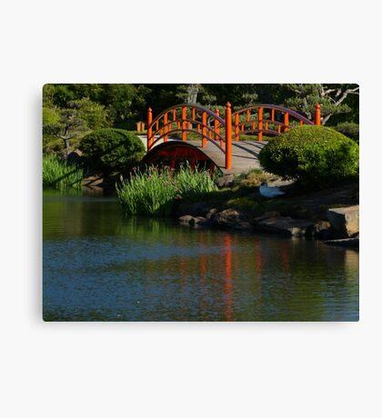 Japanese Gardens Canvas Print