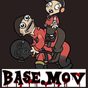 BASE.MOV by flammingcorn