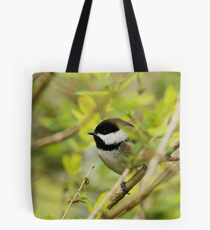 Hidden Amid A Jungle of Twigs and Leaves Tote Bag