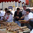September Sunday Market by Gabrielle Battersby
