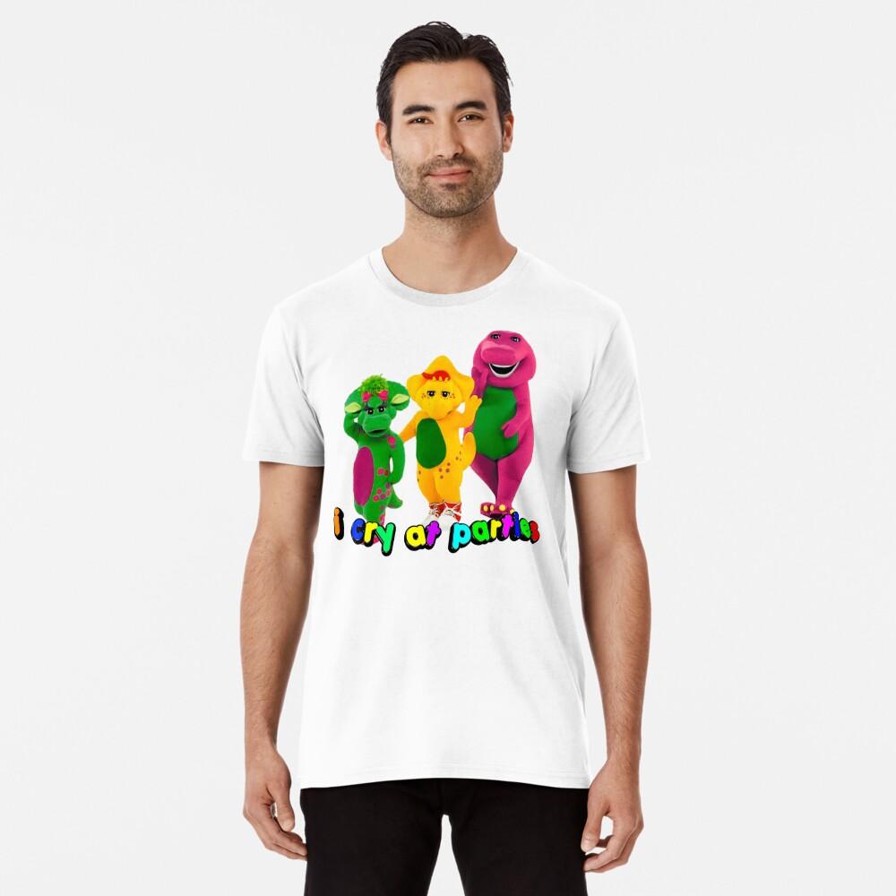 i cry at parties Premium T-Shirt