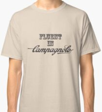 Fluent In Campagnolo Classic T-Shirt
