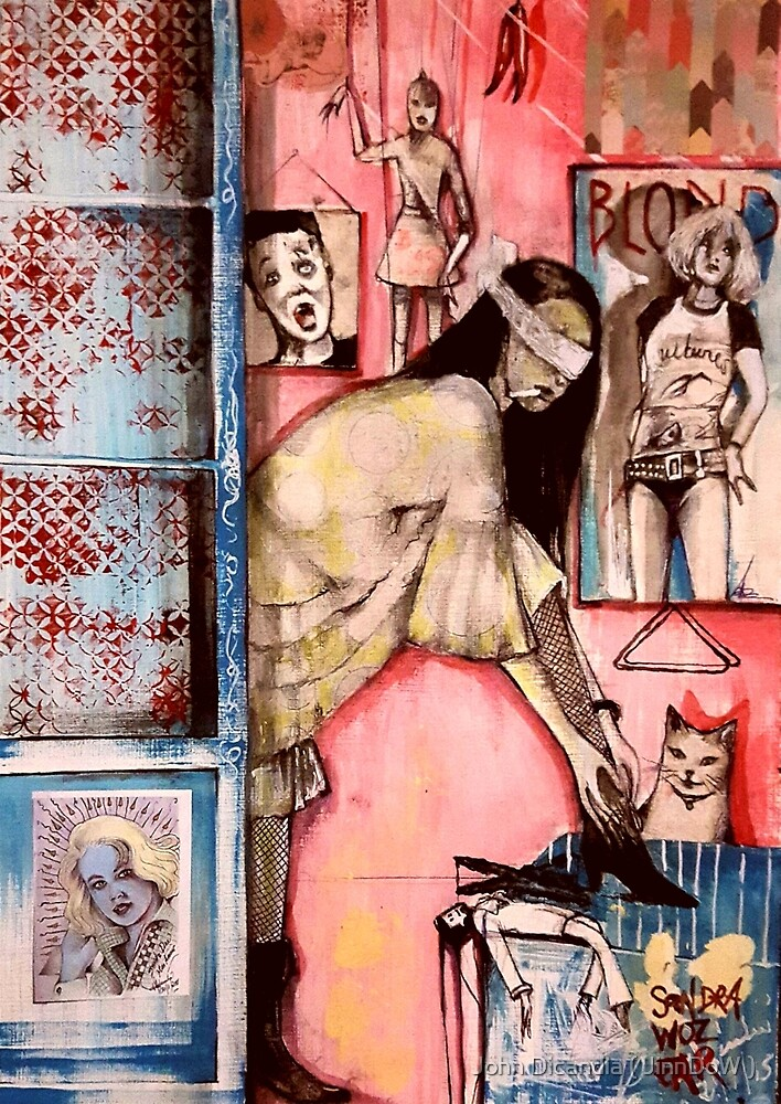 Danger Cat  by John Dicandia ( JinnDoW )