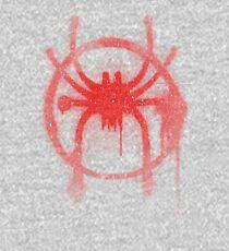 Miles Morales Spider Symbol Kids Pullover Hoodie