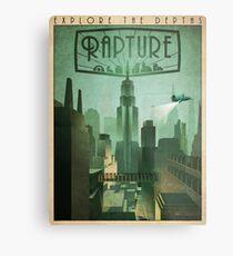 Begeisterungs-Kunst-Deko-Reise-Plakat Metalldruck