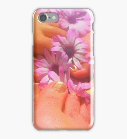 Spring Feet iPhone Case/Skin