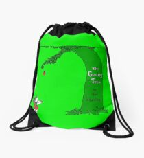 The Giving Tree Drawstring Bag
