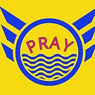 pray -pray by coolteeclothing