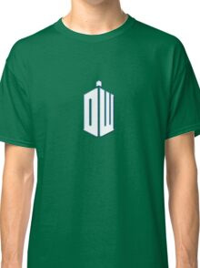 Doctor Who - Logo #3 Classic T-Shirt
