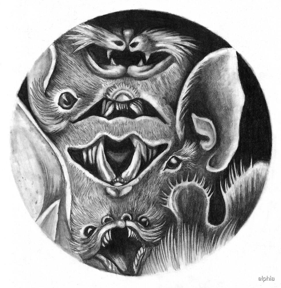 Bats II by elphia