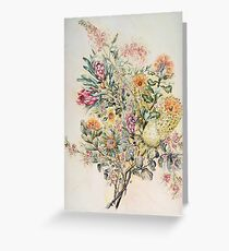 A wild bunch Greeting Card
