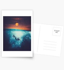 Immergo Postcards