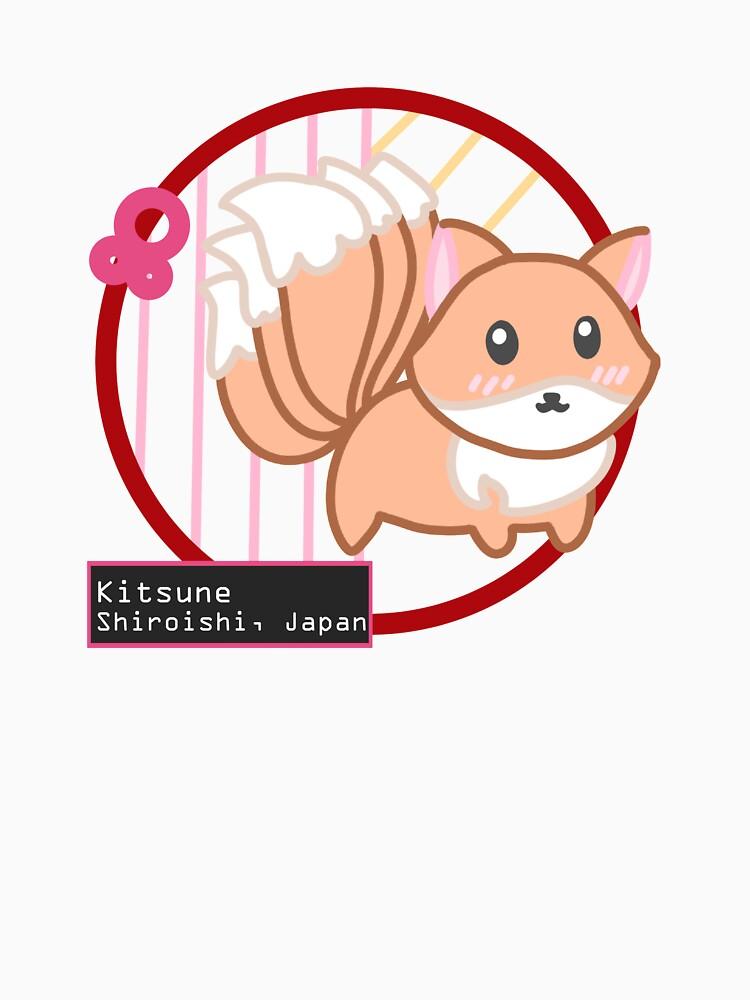 Kitsune by shroomsoft
