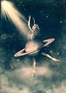 When Saturn Starts Dancing by Paula Belle Flores