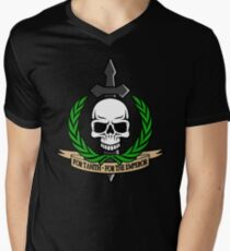 For Tanith - For The Emperor!  Mens V-Neck T-Shirt