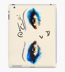 Darren is Hedwig - Signature and mouth iPad Case/Skin