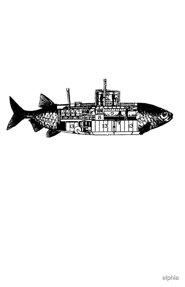 Submarine by elphia