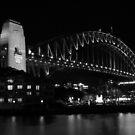 Harbour Bridge by Graham Schofield