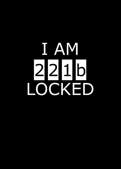 I am 221b locked by AAA-Ace
