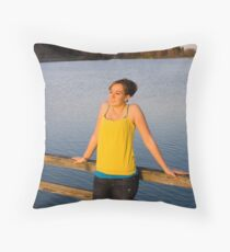 Jordan Throw Pillow
