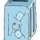 Toaster by Jordan Debben
