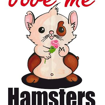Pudding the Hamster - Please love me by andy2003