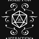 Roll for Attraction Nat20 by pixeptional
