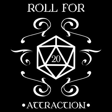 Roll para Atraccion Nat20 de pixeptional