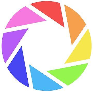 Rainbow Shutter by TOMGBRETT