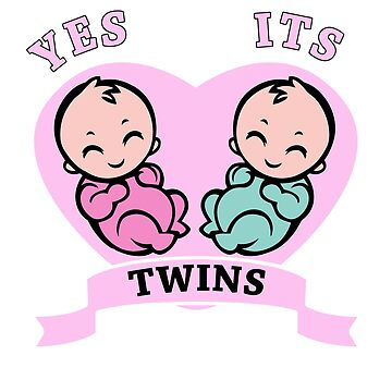 They are twins by Myriala