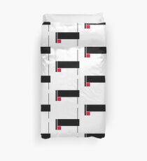 Moda 2 - Modern Art By Sharon Cummings Duvet Cover