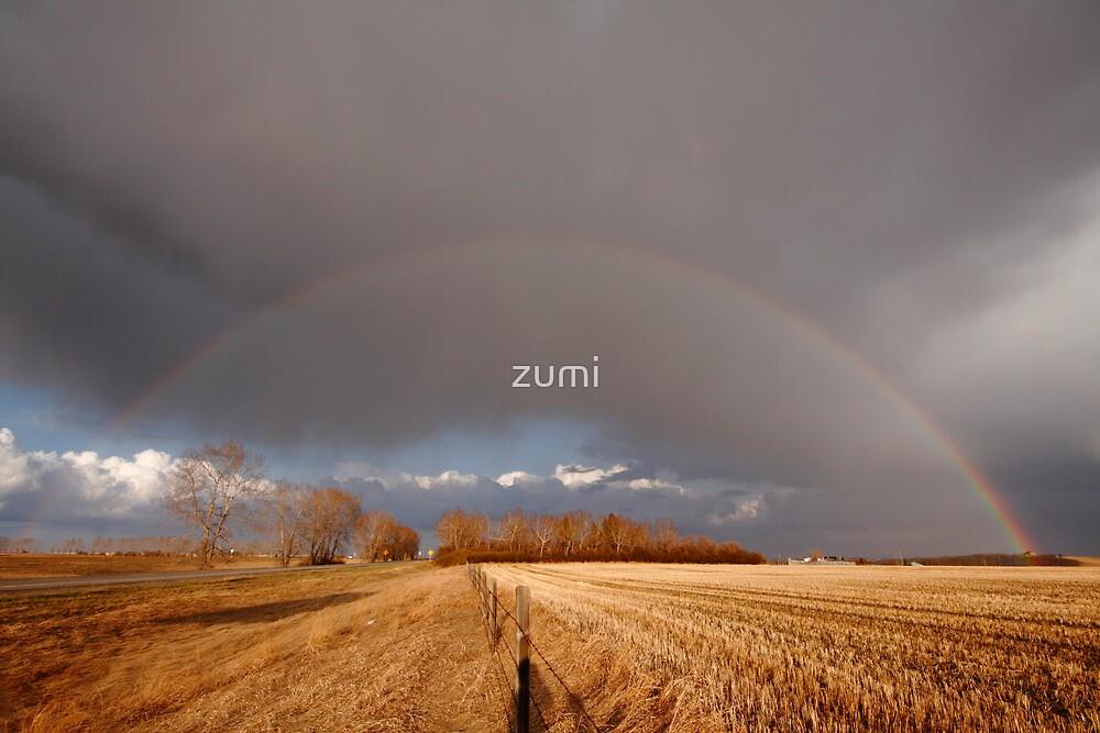 Arc above 22X by zumi