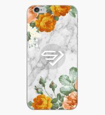 Vinilo o funda para iPhone Super Junior | Logotipo de la flor