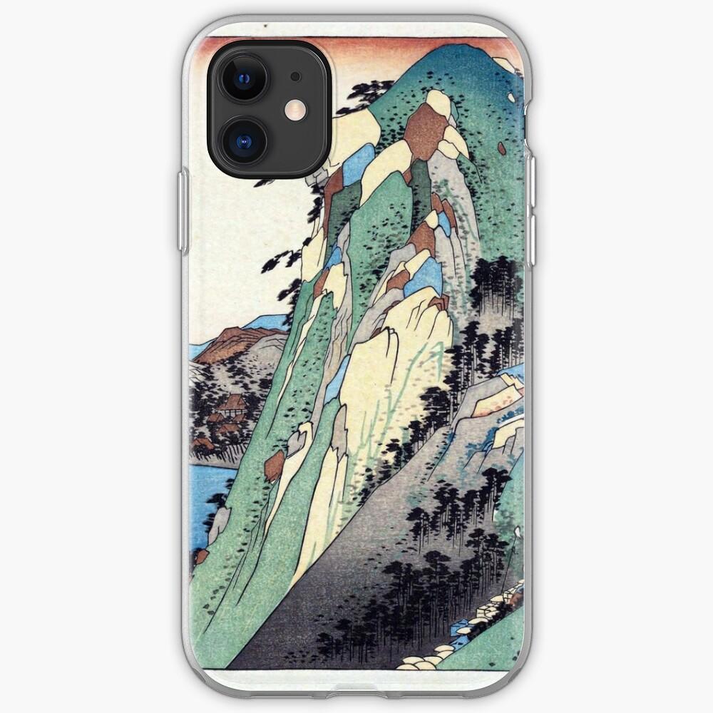 Utagawa Hiroshige Yatsumi Bridge iPhone 11 case