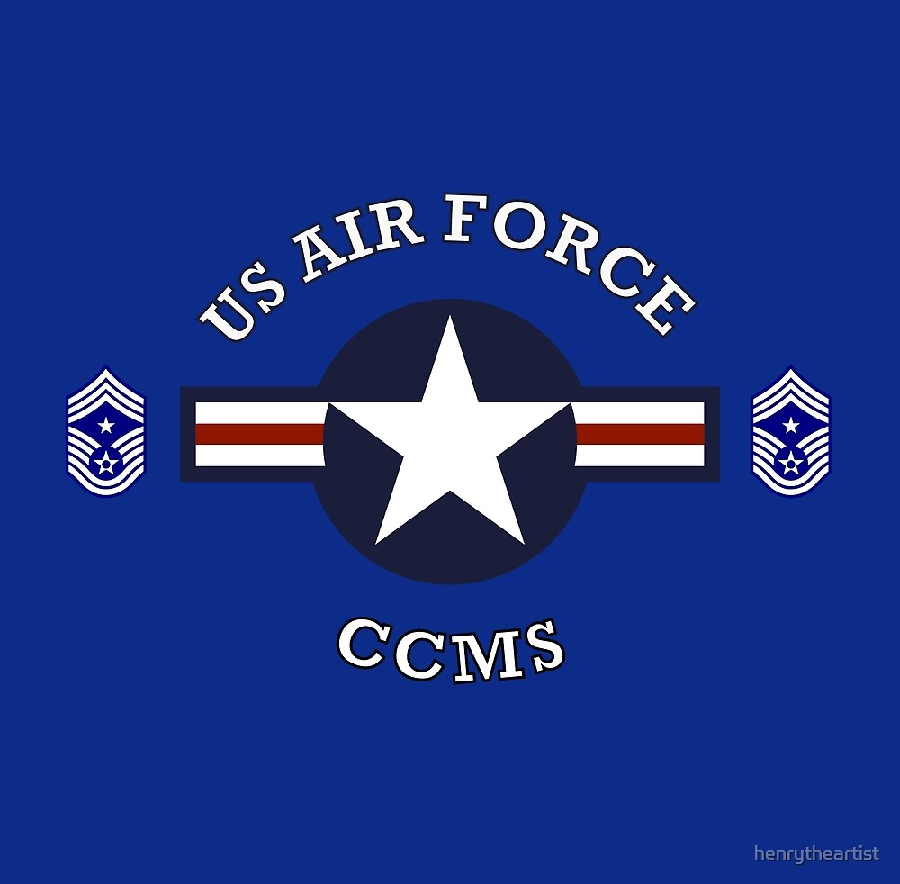 USAF Command Chief Master Sergeant by henrytheartist