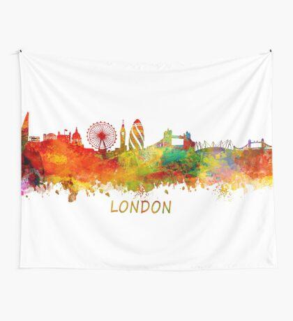 London skyline Wall Tapestry