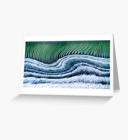 Absintheism 2 Greeting Card