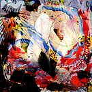high contrast dynamic abstract by BBS ART