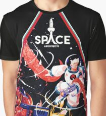 Space Architects Titans Graphic T-Shirt