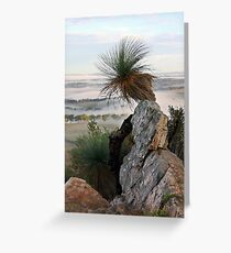 ~ Mount Barker Summit ~ Greeting Card