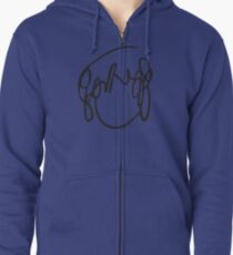 Ramona Flowers Black - Scott Pilgrim vs The World - Have You Seen A Girl With Hair Like This Black Zipped Hoodie